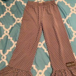Matilda Jane Girls Big Ruffle Pants